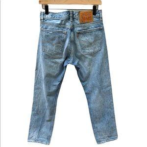 Original 505c Womens Levi Denim Jeans Size 27